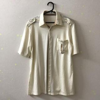 ジバンシィ(GIVENCHY)のジバンシィ メンズ Tシャツ クリーム系(Tシャツ/カットソー(半袖/袖なし))
