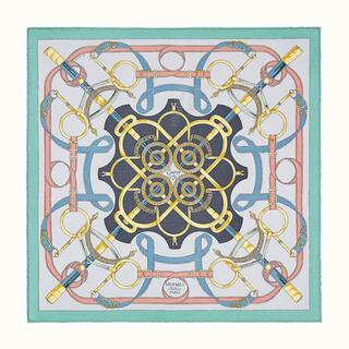 エルメス(Hermes)の新作 エルメス ガヴロッシュ 45 エプロンドール(バンダナ/スカーフ)
