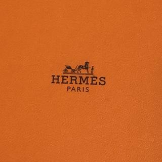エルメス(Hermes)のレア! エルメス ツイリー 2本セット ブランデンブルク オレンジ(バンダナ/スカーフ)