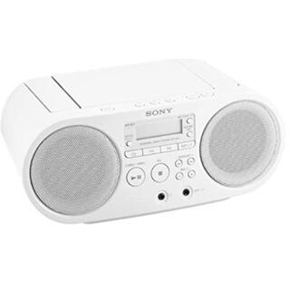 ソニー(SONY)の【新品/未開封】SONY CDラジオ ZS-S40 : FM/AM/ワイドFM(ラジオ)