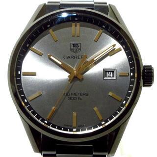 タグホイヤー(TAG Heuer)のタグホイヤー 腕時計美品  カレラ WAR101A(その他)