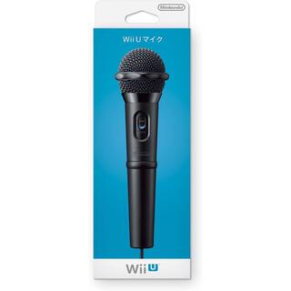 ウィー(Wii)の中古品★Wii Uマイク(その他)