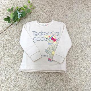 ニットプランナー(KP)のニットプランナー☆トレーナー100(Tシャツ/カットソー)