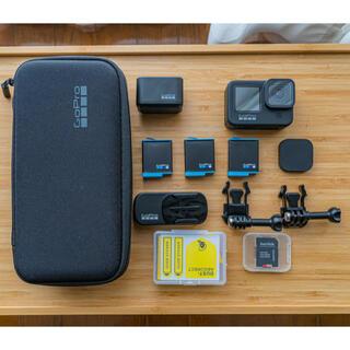 GoPro - 【美品、使用回数2.3回】GoPro HERO9 すぐに撮影出来るセット