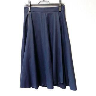 ドゥーズィエムクラス(DEUXIEME CLASSE)のミューズデドゥーズィエムクラス スカート(ロングスカート)