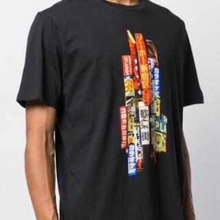 ニールバレット(NEIL BARRETT)の正規 20AW Neil Barrett ニールバレット 東京 Tシャツ(Tシャツ/カットソー(半袖/袖なし))
