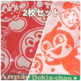 アンパンマン(アンパンマン)のharuharu様 タオルハンカチ2枚セット(その他)