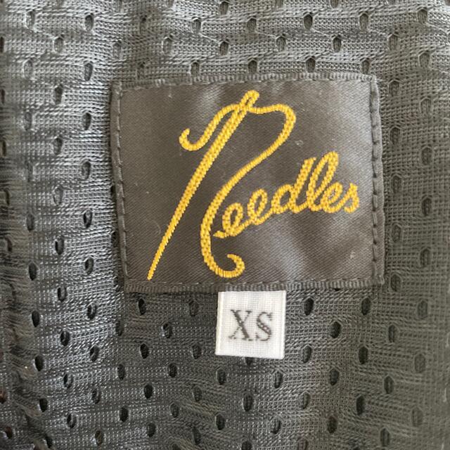 Needles(ニードルス)のneedles 20awトラックパンツ ストレート xs メンズのパンツ(スラックス)の商品写真