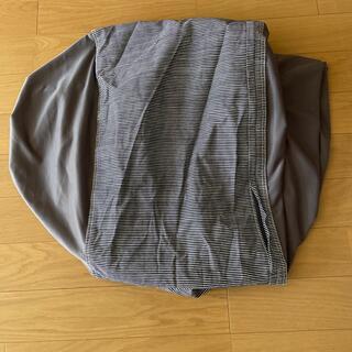 ムジルシリョウヒン(MUJI (無印良品))の無印良品 クッションカバー(ビーズソファ/クッションソファ)