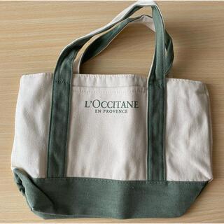 ロクシタン(L'OCCITANE)の【新品・未使用】ロクシタン ミニトートバッグ 巾着付き(トートバッグ)