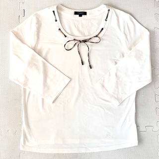 バーバリー(BURBERRY)の【新品同様】★バーバリー★BURBERRY★トップス★5★L(Tシャツ(長袖/七分))