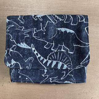 移動ポケット 恐竜グリーン(外出用品)