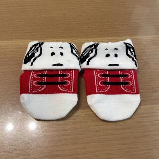 スヌーピー(SNOOPY)のUSJ スヌーピー 靴下(靴下/タイツ)