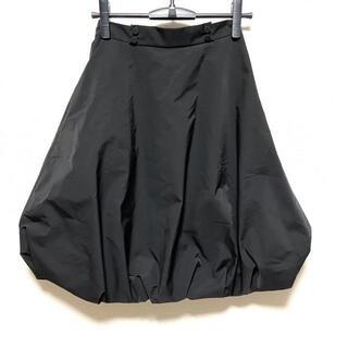 ルネ(René)のルネ スカート サイズ36 S レディース - 黒(その他)