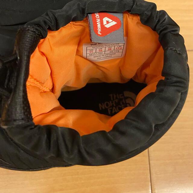 THE NORTH FACE(ザノースフェイス)のThe North Face ブーツ キッズ/ベビー/マタニティのキッズ靴/シューズ(15cm~)(ブーツ)の商品写真