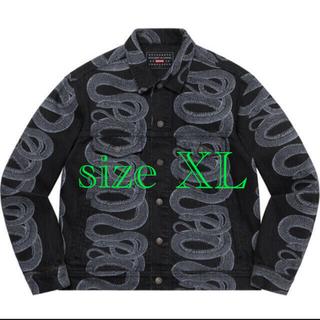 Supreme - supreme hysteric glamour denim jacket XL