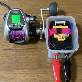 SHIMANO - 電動リール バッテリーボックス 7つの特徴