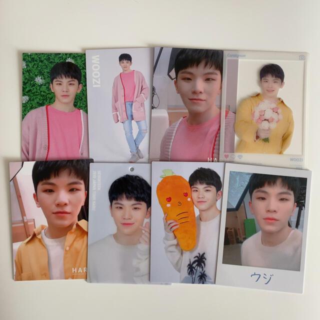 SEVENTEEN(セブンティーン)のセブチ SEVENTEEN No.108 トレカ エンタメ/ホビーのタレントグッズ(アイドルグッズ)の商品写真