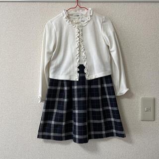 ミキハウス(mikihouse)のmikihouse ミキハウス 入学式 女の子 フォーマル 120(ドレス/フォーマル)