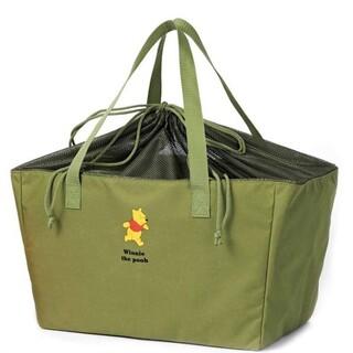 クマノプーサン(くまのプーさん)のくまのプーさん レジかごお買い物バッグsweet 付録(エコバッグ)