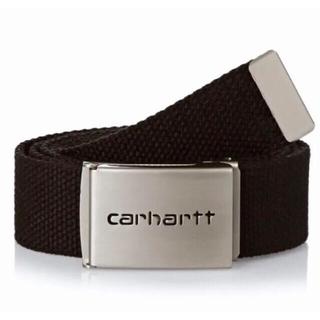 carhartt - 【新品】Carhartt Clip Chrome ウェブベルト 黒