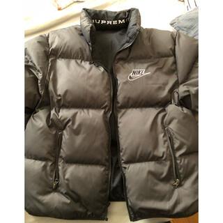 Supreme - Supreme® /Nike® Reversible Puffy Jacket