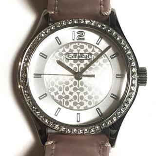 コーチ(COACH)のCOACH(コーチ) 腕時計 - CA.79.7.14.0804S(腕時計)