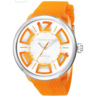 テンデンス(Tendence)のTendence(テンデンス) TG633002 オレンジ(腕時計(アナログ))
