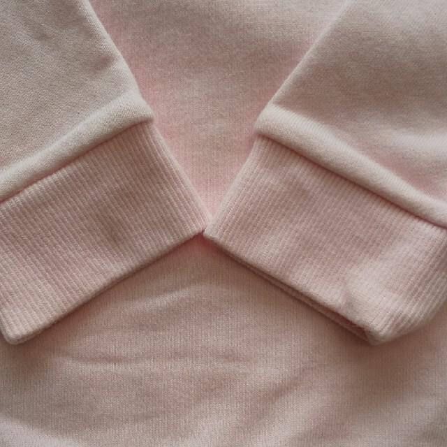 mikihouse(ミキハウス)の御専用です✨ミキハウス   リーナちゃん トレーナー💕 キッズ/ベビー/マタニティのキッズ服女の子用(90cm~)(Tシャツ/カットソー)の商品写真