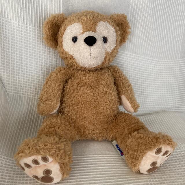 ダッフィー(ダッフィー)のダッフィーぬいぐるみ エンタメ/ホビーのおもちゃ/ぬいぐるみ(ぬいぐるみ)の商品写真