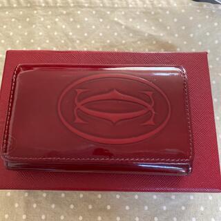Cartier - カルティエ キーケース 6連 ハッピーバースデー