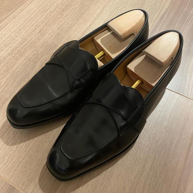 Paraboot(パラブーツ)のIugen バタフライローファー メンズの靴/シューズ(ドレス/ビジネス)の商品写真