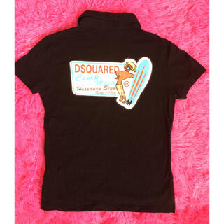 ディースクエアード(DSQUARED2)のDSQUARED2 襟付きTシャツ(Tシャツ(半袖/袖なし))