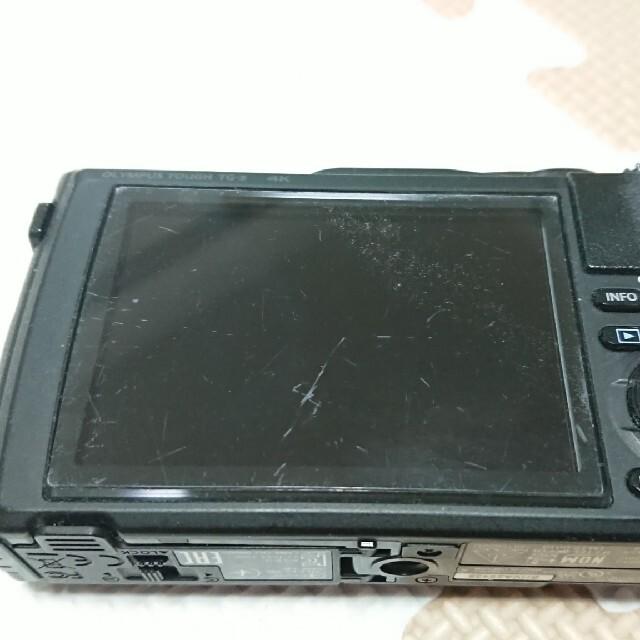 OLYMPUS(オリンパス)のOLYMPUS オリンパス TG TG-5 BLACK スマホ/家電/カメラのカメラ(コンパクトデジタルカメラ)の商品写真