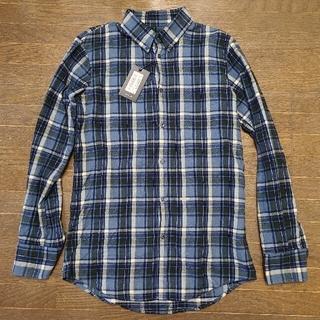 DSQUARED2 - DSQUARED2 新品タグ付きブルーチェック柄シャツ