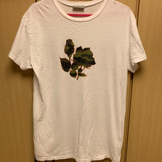 ディオールオム(DIOR HOMME)の正規 18SS Dior Homme ディオールオム デザートローズ Tシャツ(Tシャツ/カットソー(半袖/袖なし))