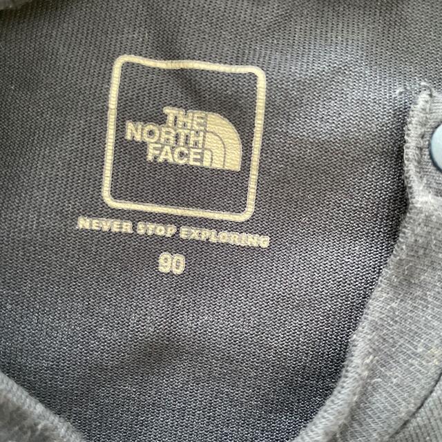 THE NORTH FACE(ザノースフェイス)のTHE NORTH FACE ロンT キッズ/ベビー/マタニティのキッズ服男の子用(90cm~)(Tシャツ/カットソー)の商品写真