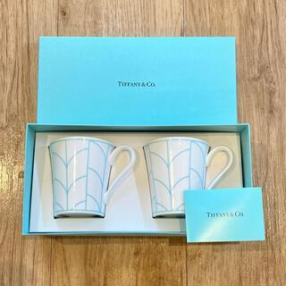 Tiffany & Co. - ティファニー ペアマグカップセット