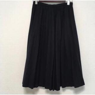 サマンサモスモス(SM2)のSM2 プリーツスカート サマンサモスモス ロングスカート(ひざ丈スカート)