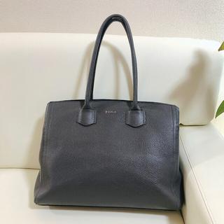 Furla - 美品♡PCやA4サイズ対応★購入証明付き フルラレザートートバッグ