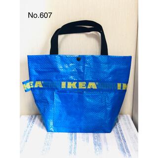 イケア(IKEA)の週末セール!607 IKEA  イケア バッグ エコバッグ ハンドメイド(バッグ)