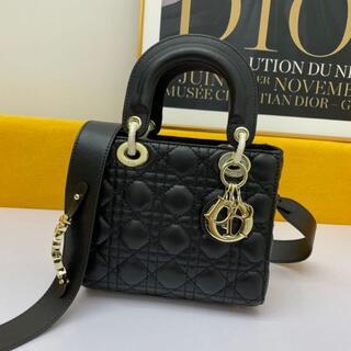 ディオール(Dior)のDIOR ディオール トートバッグ(ハンドバッグ)