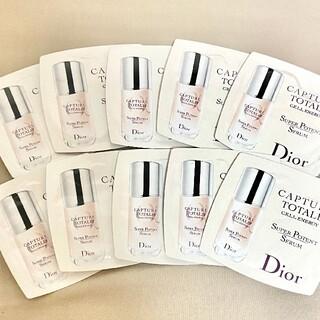 クリスチャンディオール(Christian Dior)のカプチュール トータル セル ENERGY スーパーセラム 美容液 15ml(美容液)