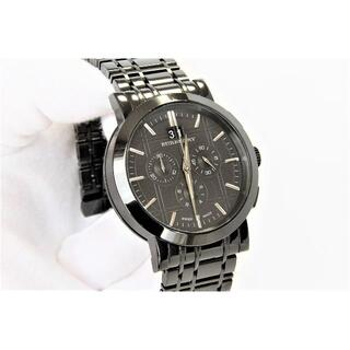 BURBERRY - バーバリー BURBERRY クロノ 男性用 腕時計 電池新品 s1257