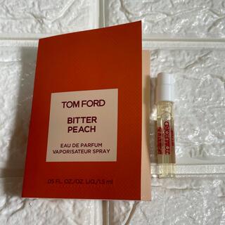 トムフォード(TOM FORD)の新品未使用トムフォードビターピーチオードパルファムスプレィ1.5ml香水(ユニセックス)