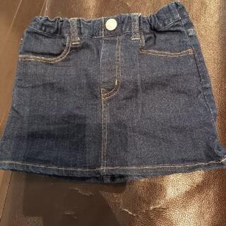 ダブルビー(DOUBLE.B)のダブルB スカート 120(スカート)