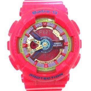 ベビージー Baby-G 腕時計 クオーツ ピンク /YO26