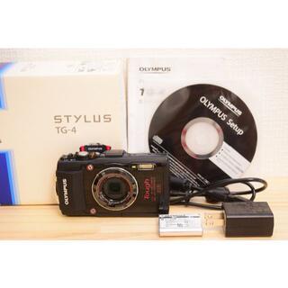 オリンパス(OLYMPUS)のI10 / OLYMPUS Stylus Tough TG-4 /3612-9(コンパクトデジタルカメラ)