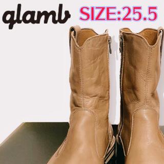 グラム(glamb)の【glamb】Lottan boots(ブーツ)