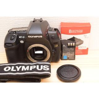 OLYMPUS - 10 ◆美品◆ オリンパス OLYMPUS E-5 ボディ /3614-21